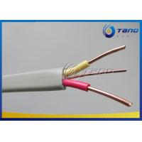 China BS 6004 PVC Insulated PVC Sheathed Cable High Reliability Fixed Installation on sale