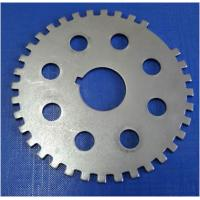 Buy cheap Punching parts engine Precision Stamping from wholesalers