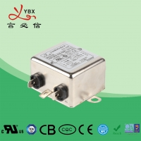 China 0.75Kw-560Kw EMI EMC Filter / Ac Input Emi Filter For Frequency Inverter factory