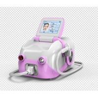 China sanhe laser care systems NEW portable 808nm diode laser remove unwanted hair laser on sale
