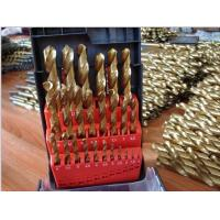 China DIN338 snap-on model HSS drill bits factory