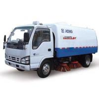 China Best Quality of Cleaning Road Sweeper Truck factory