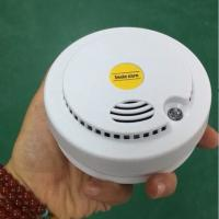 Buy cheap Hot - selling Photoelectric Smoke Alarm with 10 Year Lithium Battery For Home Fire Security from Wholesalers