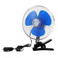 China Half Safety Metal Guard Car Cooling Fan With 12 Month Warranty 1kgs factory