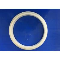 Buy cheap High Purity 97% / 99.9% Alumina Ceramic Seal Rings for Nozzle Assembly Industry from Wholesalers