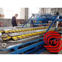 63-250mm PVC Double Wall Corrugated Plastic Pipe Making Machine , High Output