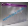 Buy cheap Metal Zipper BAGS, Metal slider BAGS, metal zip BAGS, metal grip BAGS, metal from wholesalers