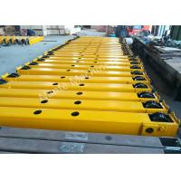 China Overhead And Gantry Crane Open Gear End Carriage / Crane Components Light Duty on sale