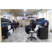 Buy cheap Epson DX7 Dye Sublimation Printer with heater to print Textile Fabric in three head from Wholesalers