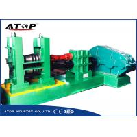 China Hydraulic Four Roller Reversing Cold Rolling Mill Equipment For Bronze factory
