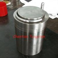 Buy cheap Tungsten Alloy Radiation Shielding container from Wholesalers