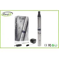 Buy cheap Healthy Atmos Dry Herb Vaporizers Boss Kit With 650mah Battery Without Tar from Wholesalers