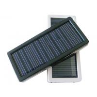 China 1350mAh Solar Charger With LED Flashlight (S-01) factory