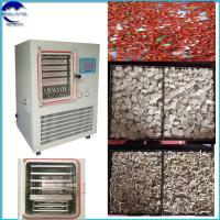 Buy cheap factory price Fruit & Vegetable Processing freeze drying Lyophilizer Freeze from wholesalers