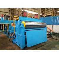 China High Speed Metal Slitting Line , Steel Coil Cutting Machine Accuracy ±0.15mm factory