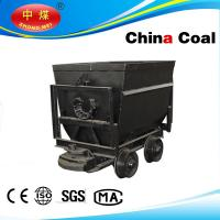 Buy cheap KFU1.0-6 Bucket Dumping Mine Car With Competitive Price from Wholesalers