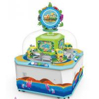 China Fantasy Voyage Theme Mechanical Arcade Games , Family Entertainment Center Equipment factory