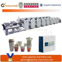 China Paper Cup Flexo Printing Machine on sale