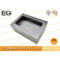 Buy cheap High Pure Graphite Gauge Mold , Continuous Horizontal Casting Custom Graphite Molds from Wholesalers