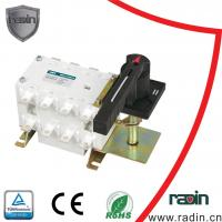 Compact Structure Manual Transfer Switch Low Power Consumption For Chemical Industry
