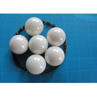 Buy cheap ZrO2 Ceramic Plain Bearings Ball Anti-Canker No Magnetism  Isolation For Electricity from Wholesalers