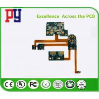 China Surface Lead Free Flexible Pcb Board , Flex Pcb Prototype High Tg Base Material on sale