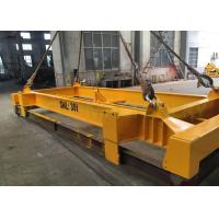 China Light Weight Semi Automatic Container Spreader Bar For Handling ISO Containers on sale