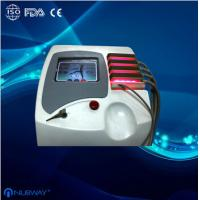 Buy cheap Factory price! Clinic 650nm Diode Lipo Laser Slimming Machine For Back Fat Burning from Wholesalers