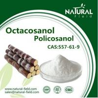 Buy cheap China Supplier Policosanol, Sugarcane wax extract Octacosanol from wholesalers