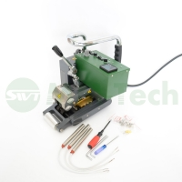 China SWT-NS900 13.0kg Hdpe sealed hot wedge welder for chemical mining factory