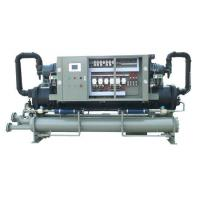 China Die Casing Air cooled Screw Water Chiller Machine Safe Competitive Price AC-255WS factory