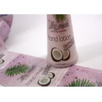 Buy cheap Automatic Press Printed Custom Shrink Wrap Tamper Proof Labels Heat Sensitive from Wholesalers