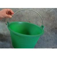 Buy cheap 5 Gallon Metal Wire Handle , Plastic Bucket Handles With White Grips from wholesalers