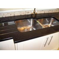 Buy cheap Bullnose Edge Natural Granite Slabs For Kitchen Countertops , 2CM Thick from Wholesalers