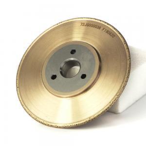 Quality Sintered Diamond Dressing Tools Rotary Dresser Metal Bond Dressing Tools for sale