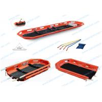 Buy cheap Sturdy PE Seperatable Rescue Basket Stretcher , Fireproof Helicopter Stretcher from Wholesalers