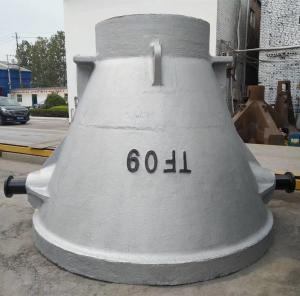 China Slag Bowl Pot Steel 22CBM Metallurgy Machine factory