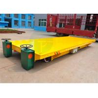 Battery powered self propelled motorized transfer trailer with intelligent charger
