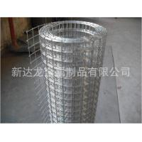 China 1 2 Inch PVC Coated / Galvanised Welded Mesh Rolls For Farm on sale