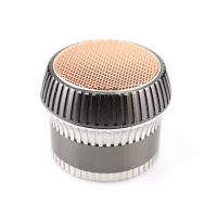Buy cheap OEM Rubber Paint Herb Grinder Ra0.6 Electroplating Parts from wholesalers