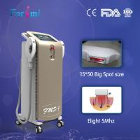 Buy cheap permanent strong power ipl shr hair removal machine price from Wholesalers