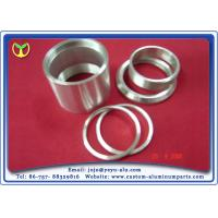Buy cheap Aluminum Anodizing Service Of High Precision CNC Machining Aluminum Ring from Wholesalers