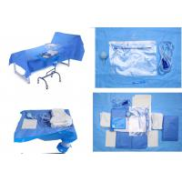 Buy cheap Operating Room Sterile Blue Sterile Drape Sheets for Baby Bith Surgery from Wholesalers