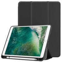 China iPad 9.7 Case with Pencil Holder,TPU Back Cover For iPad 9.7 2018/2017,Air 2/Air factory