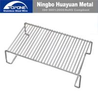 Buy cheap Stainless Steel EPQ Wire Electro - Polish For BBQ Grill And Barbecue Rack from Wholesalers