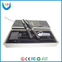 Buy cheap Pen Style 650mah Ego-W E Cig / Transparent Atomizer , 3.3v - 4.2v from Wholesalers