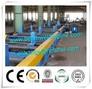China H Beam Production Line , Horizontal Welding Machine factory