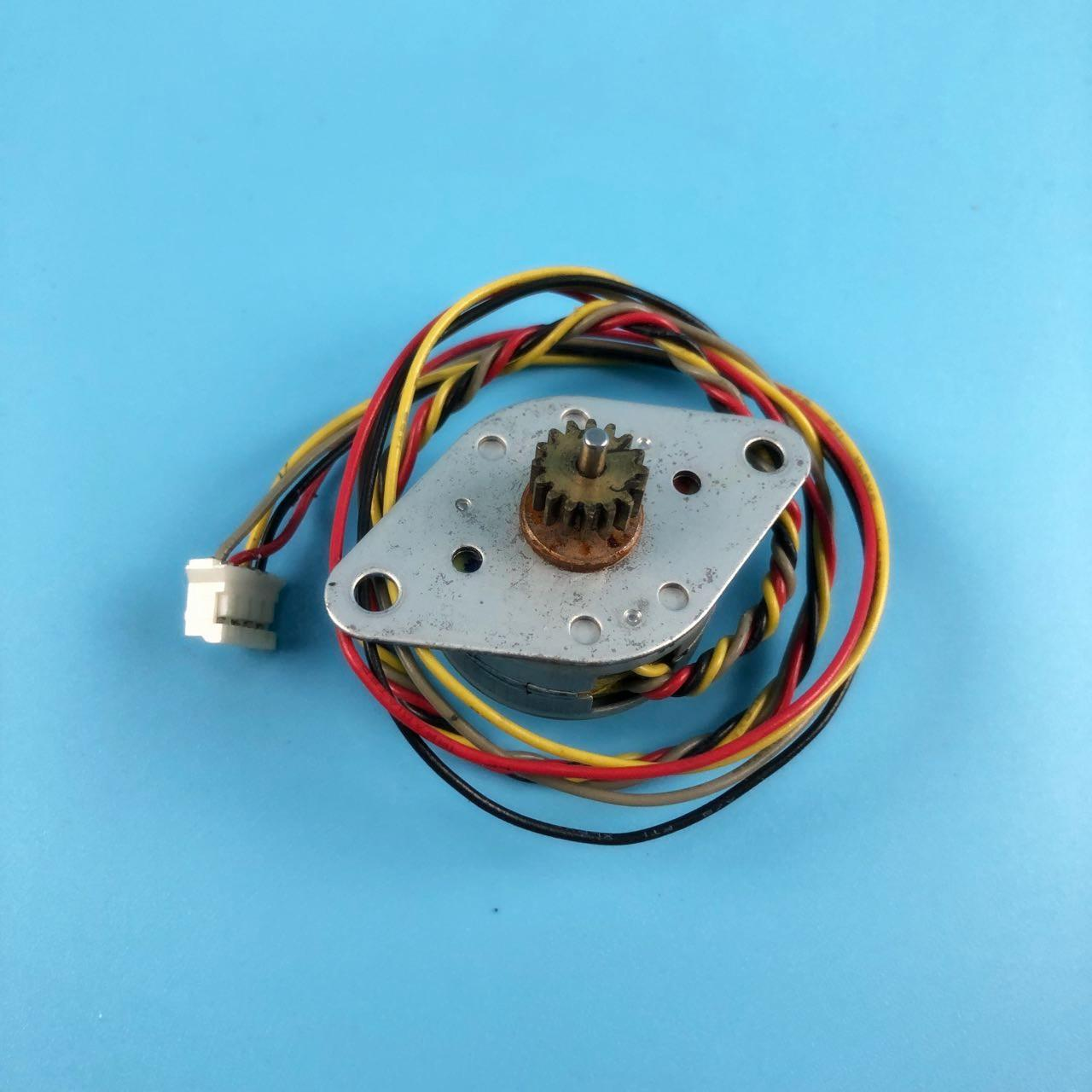Buy cheap NP07 TP07 Printer Step Motor ATM Machine Parts 1750063270 Wincor Nixdorf Durable from Wholesalers