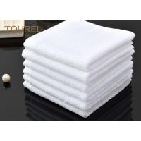 Buy cheap Cotton White Quick Drying Pool & Gym Face Towel 40 by 80 from Wholesalers