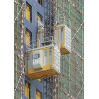 Quality Passenger and Material Hoist SC200/200 High Speed VFD Twin Cage KP-B10 for sale